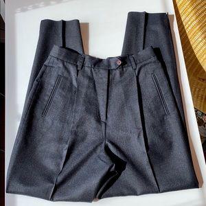 Vintage LIMITED Wool High Waist Tapered Leg slacks